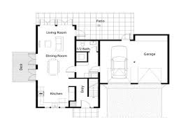simple house floor plan simple floor plans open house small