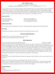 Good Resume Examples by Doc 701941 Resumes For Work Sample Work Resume Bitwinco Resume