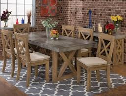 rockport table and 4 side chairs levin furniture