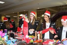 Stocking Stuff Students Stuff 600 Stockings For Children High Point University