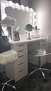 Bedroom Vanity Furniture Canada Best 10 White Makeup Vanity Ideas On Pinterest White Vanity