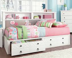 daybed with bookcase headboard 89 fascinating ideas on full size