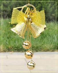 wholesale christmas bell decoration buy cheap christmas bell