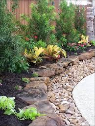 Best  Rock Yard Ideas On Pinterest Yard Rock Pathway And - Backyard river design