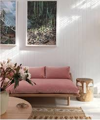 Pink Sofa Bed by Trend Scout The Soft Pink Sofa 10 Of The Best We Are Scout