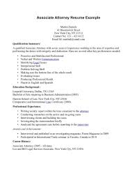 Sample Lawyer Resumes by Sample Of Resume In Canada Resume For Your Job Application