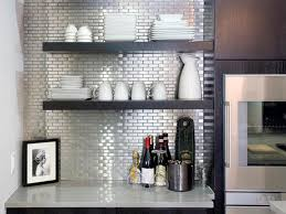 Peel And Stick Glass Tile Backsplash Ideas  Crustpizza Decor - Peel on backsplash