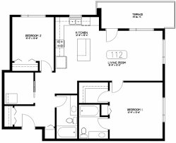 x condo floor plan x house plans with pictures