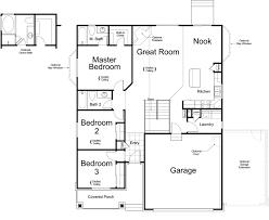 avignon ivory homes floor plan main level ivory homes floor