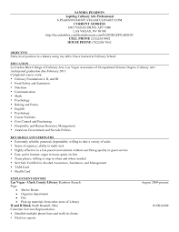 Cook Resume Sample Pdf Bakery Worker Cover Letter