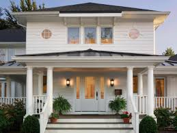 Side Porch Designs by Best Ideas About Front Porch Design And Steel Grill For Picture