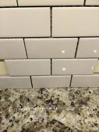 Cream Subway Tile Backsplash by Fresh Off White Subway Tile Design Ideas U0026 Decors