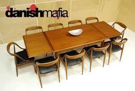 dining tables danish modern dining table vintage mid century