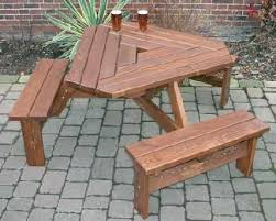 Wooden Folding Picnic Table Plans by Free Picnic Table Plans Picnic Tables Pinterest Picnic Table
