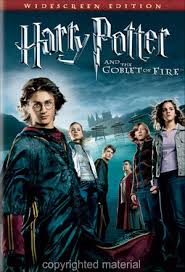 Harry Potter La Coupe De Feu