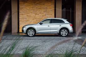 Audi Q5 Models - first drive 2018 audi q5