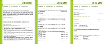 The Best Resume In The World by The 1 Best Selling Cheapest Resume Templates In The World