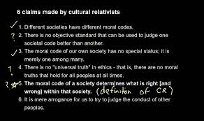Anthropology and Cultural Relativism