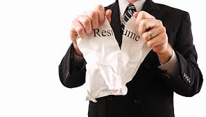 Top Resume Mistakes That Could Cost You the Job