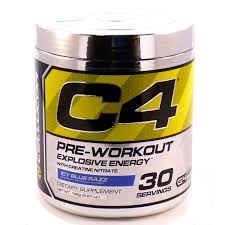 c4 icy blue razz by cellucor 30 servings