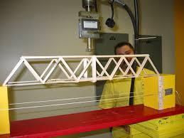 build balsa wood bridge tips