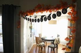 fall leaf pumpkin decorating idea halloween home ideas decorate a
