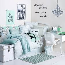 Easy Bedroom Ideas For A Teenager Uptown Room Available On Dormify Com Dorm Bedding Loves