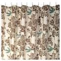 19 Butternut: The Elusive Bird Shower Curtain