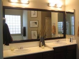 Ideas For Bathroom Mirrors Bathroom Bathroom Lighting Ideas Bathroom Vanity Lights Brushed