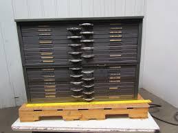 4 Drawer Vertical Metal File Cabinet by Art File Cabinet Ebay