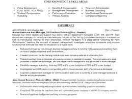 Sample Test Manager Resume by Absolutely Smart Human Resources Manager Resume 9 Human Resources