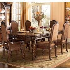 Ashley Furniture Glass Dining Sets Design Home Design Ideas - Ashley furniture dining table with bench