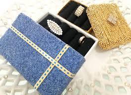 Recycle Home Decor Ideas Creative Craft Diy Recycle Unused Box Into Jewellery Youtube