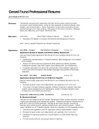 Technical Sales Resume Examples 28 Sample Resume Summary For Sales Professional Summary