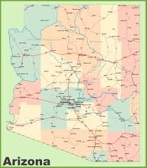 Payson Arizona Map by Map Of Arizona World Map Photos And Images