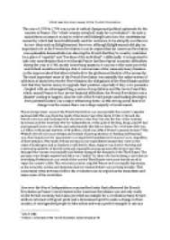 essay on the french revolution essay on the french revolution     Napoleon and the French Revolution Essays