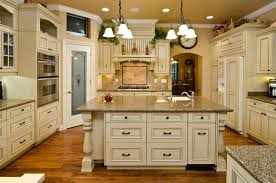 exellent french country kitchen white intended decorating ideas