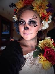 dead makeup halloween dia los muertos halloween costume at disneyland halloween party