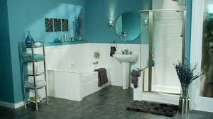 Wall Decor Ideas For Bathroom Pretty Paint Color Like The Dark Wood Light Crisp Counters And
