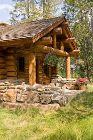 1503 best cool cabins images on pinterest log cabins cute cosy cabin beautifully warm home has traditional and rustic styling