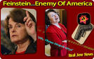 Feinstein…The Enemy Of America | Real Jew News realjewnews.com