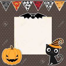 24 677 cute halloween background stock vector illustration and