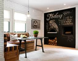 breakfast nook ikea contemporary classic interior design with