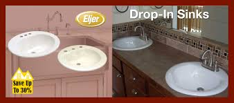 Eljer Bathroom Faucet Bathroom Drop In Sinks
