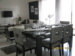 dining cum living of a 3 bhk sample flat in tower 1 at par flickr