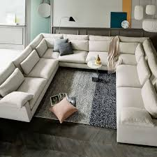 Build Your Own Sectional Sofa by Build Your Own Harmony Sectional Pieces Extra Deep West Elm
