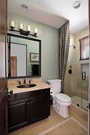 Bathroom Vanities Inexpensive by Small Black Bathroom Vanity Trough Sink And White Black Ceramic