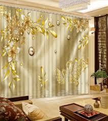 online get cheap window golden curtain aliexpress com alibaba group