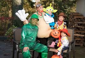 Group Family Halloween Costumes by Mia Bella Vida My Beautiful Life November 2013
