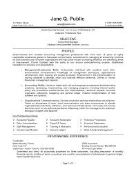 Senior Hr Manager Resume Sample by Accounting Manager Resume Accounting Manager Federal Resume
